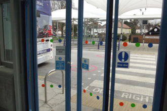 automatic doors benefits business