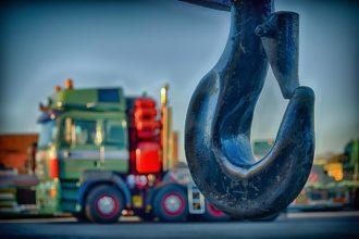 truck roadside repair
