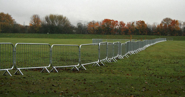 why get temporary fencing